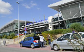 L'aéroport de Rennes - DR