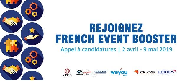 French Event Booster recherche des start-ups pour imaginer l'événement de demain - Crédit photo : French Event Booster
