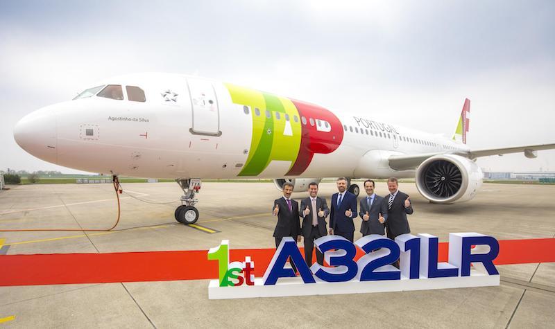 Le nouvel avion, nommé Agostinho da Silva, philosophe et poète portugais, a une capacité de 168 passagers et élargit l'exploitation moyen et long-courrier de la compagnie aérienne en combinaison avec l'A330neo - DR