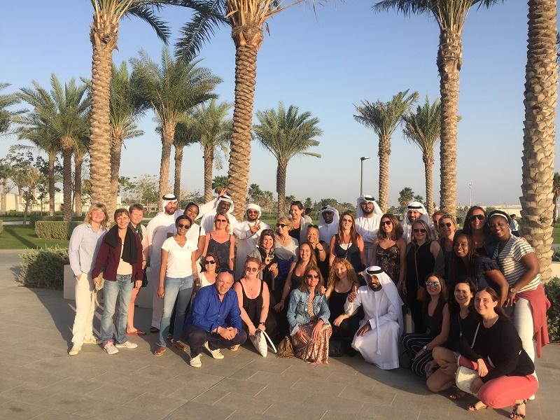 Les meilleurs conseillers voyages TUI 2018 ont profité d'un séjour de 6 jours à Dubaï. Au programme : désert, plages, gratte-ciels vertigineux et attractions sensationnelles - DR : TUI France