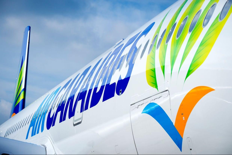 En 2019, Air Caraïbes deviendra la compagnie de lancement en France des Airbus A350-1000 ©Air Caraïbes