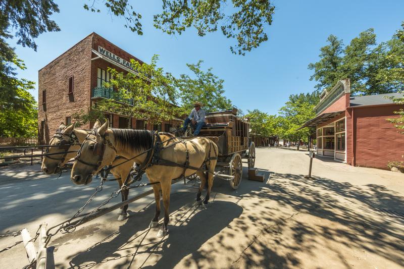 Columbia State Historic Park © VISIT CALIFORNIA
