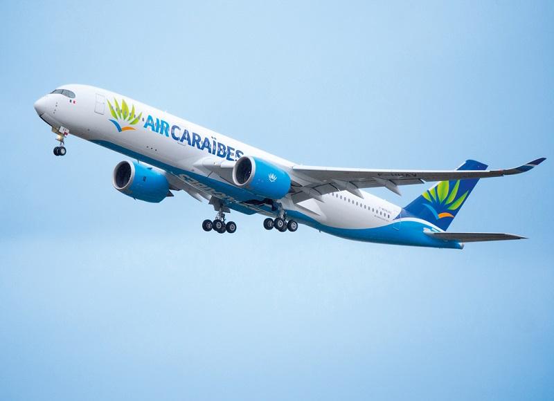Air Caraïbes est incontestablement dans la bonne voie - Photo DR Air Caraïbes
