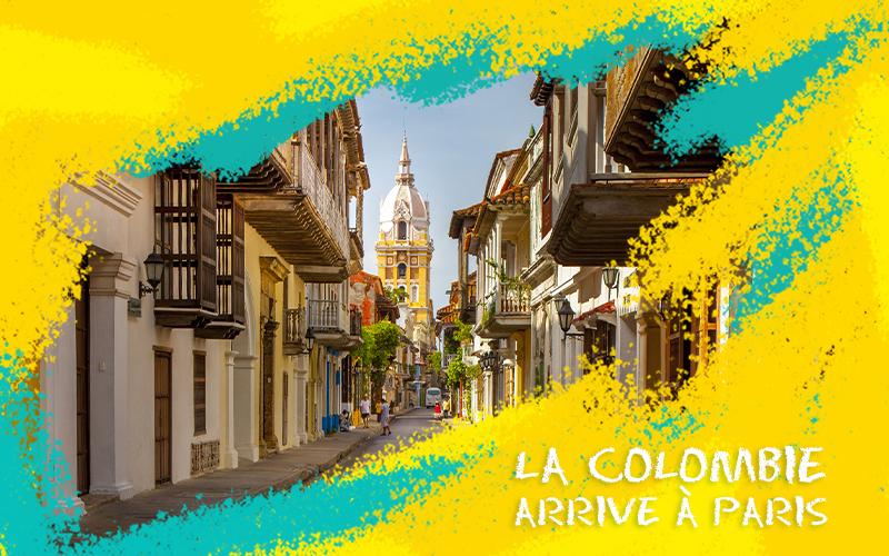 Workshop Colombie Carthagène le 7 mai 2019 à Paris - DR