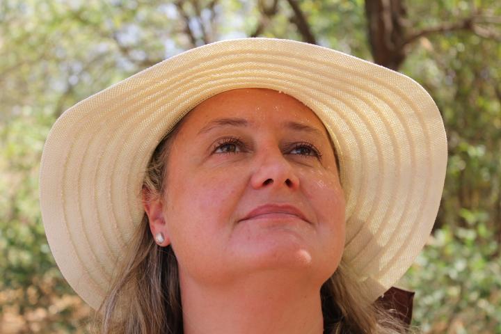 Fabienne David est installée au Sénégal depuis plus de 15 ans - DR FD