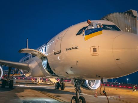 Aigle Azur déploie ses ailes vers Kiev - DR Aigle Azur