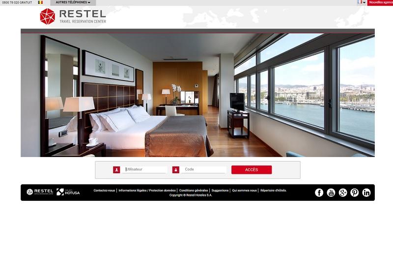 Amadeus intègre les 150 000 hôtels de la centrale Restel