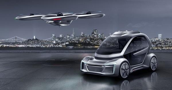Le projet City-Airbus doit servir de base de travail pour Airbus et travailler sur des modèles plus importants - crédit photo : Airbus