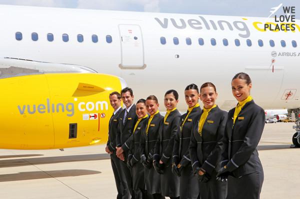 Pour accompagner sa croissance, Vueling continue de recruter à Paris © Vueling
