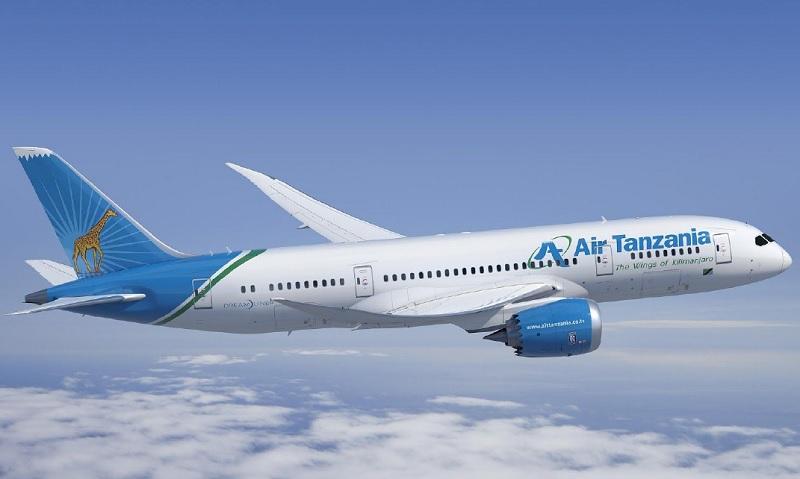 Air Tanzania dessert actuellement 5 destinations internationales et 10 destinations nationales - DR : Air Tanzania