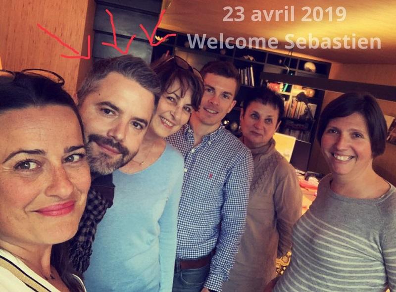 Sébastien Hertu aura, entre autres, la responsabilité de créer le service groupes de l'agence - DR : Le voyage selon Alfred