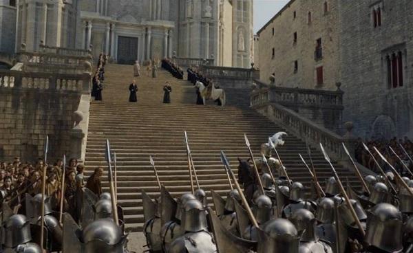 Dubrovnik permettra aux mordus de Game of Thrones (GOT) de déhambuler dans les décors de la série. - Crédit photo : HBO