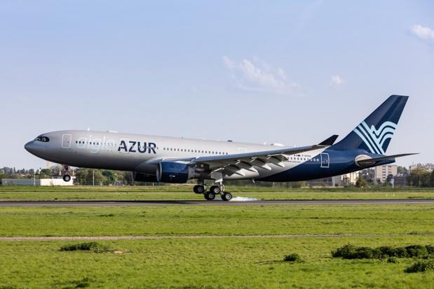 Malgré une augmentation de sa fréquence de vols hebdomadaires, Aigle Azur suspend son partage de codes avec Azul © Aigle Azur