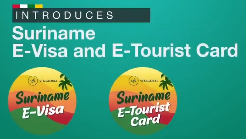 E-Tourist Card et E-Visa disponibles en ligne - @Youtube