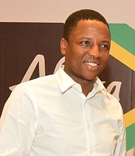 Hloni Pitso, lors de sa nomination en tant que Regional manager West Africa /crédit photo NFN