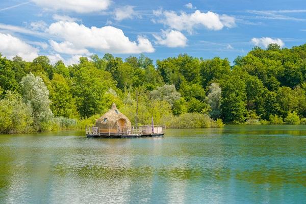 Start-up : Unic Stay veut devenir le leader européen de l'hébergement insolite - Crédit photo : Coucoo Grands Lacs
