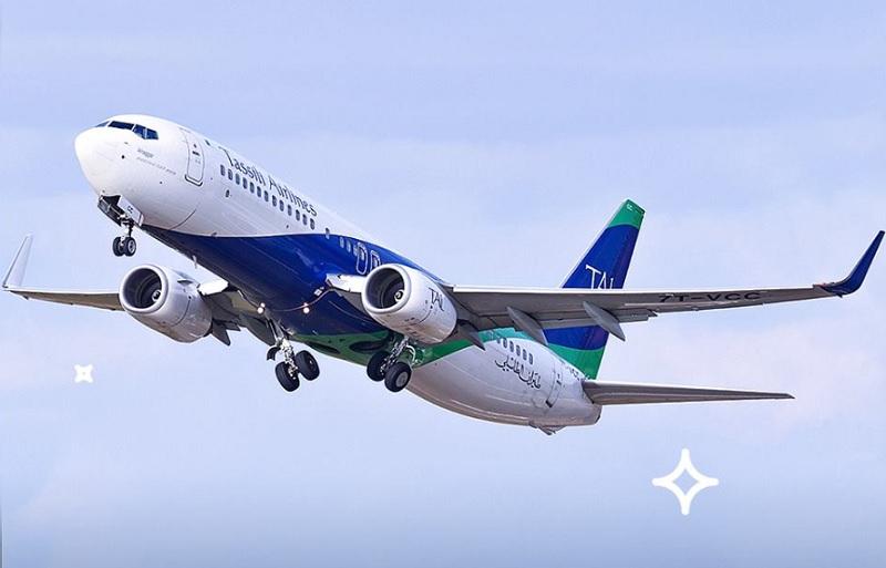 Tassili Airlines renforce son réseau dans l'est de la France - DR Facebook