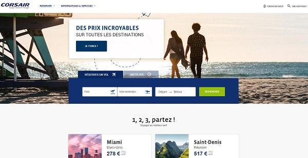 Corsair : le site internet évolue pour améliorer l'expérience client - Crédit photo : Corsair