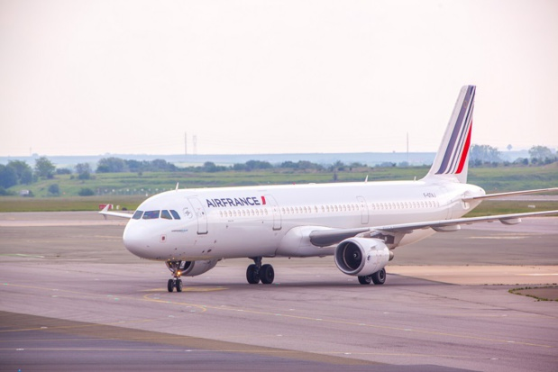 Le trafic aérien devrait rencontrer quelques perturbations ce jeudi - DR : Air France