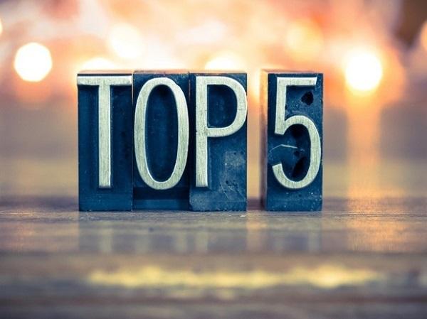 """Au menu du TOP 5 de la semaine : Air France, Level, Facebook, les tendances de ventes en agences et l'interview """"je ne vous ai rien dit"""" de Michel-Yves Labbé !- Depositphotos.com enterlinedesign"""