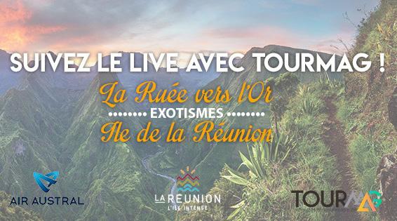 La Ruée vers l'or 2019 : top départ demain pour l'île de la Réunion