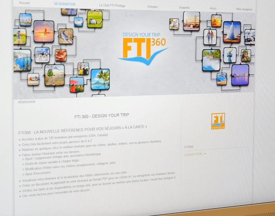 L'outil FTI360 est opérationnel sur les Etats-Unis et le Canada - DR