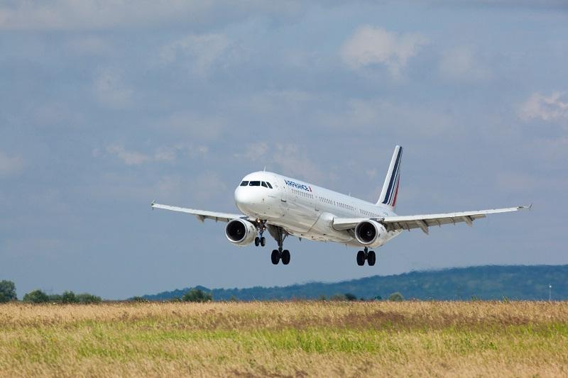 L'activité domestique d'Air France a enregistré une perte de 189 M€ en 2018, en forte détérioration par rapport à 2017 (96M€). - PhotoAirFrance Airbus A321