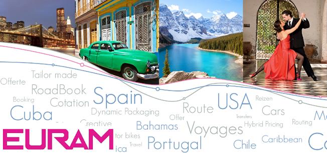 """Les professionnels du voyage peuvent s'inscrire à différentes formations en ligne """"EURAM nouveautés"""". - DR"""