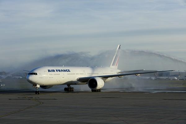Toulouse accueille le 1er vol affrété par des TO japonais - Crédit photo : Aéroport de Toulouse