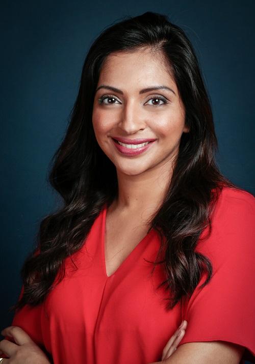 Fariha Shah, co-fondatrice et dirigeante de Golden Bees. - DR Golden Bees