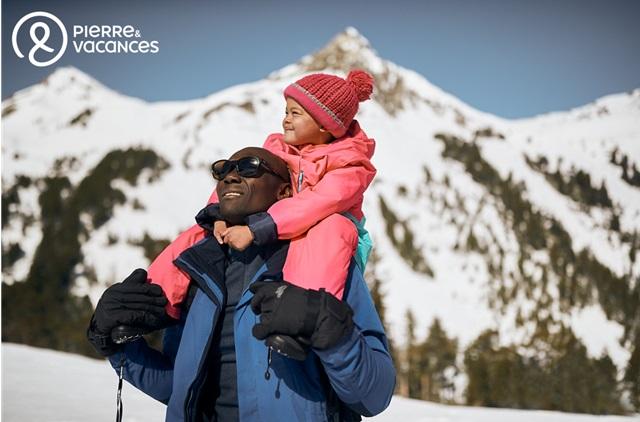 Pierre & Vacances propose plus de 60 résidences et résidences premium en Savoie, Haute-Savoie, Isère, Alpes Maritimes et Pyrénées - DR : Pierre & Vacances
