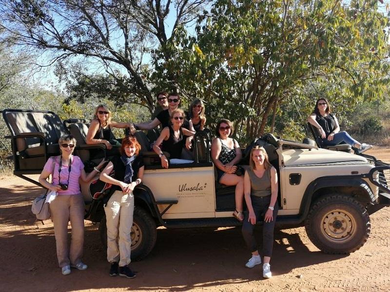 Jusqu'au 18 mai 2019, huit agents de voyages accompagnés de deux spécialistes Afrique sont en éductour avec Austral Lagons en Afrique du Sud - DR : Austral Lagons