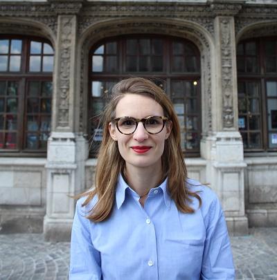 Delphine Crocq nouvelle directrice générale de Rouen Normandie Tourisme & Congrès - DR
