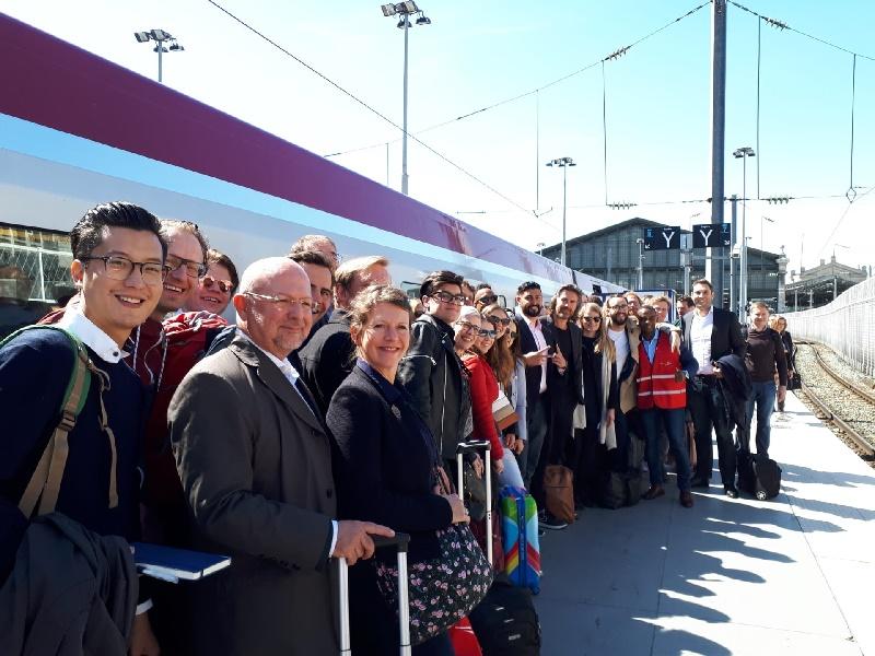 Partenariat Thalys - Vivatech Paris - DR