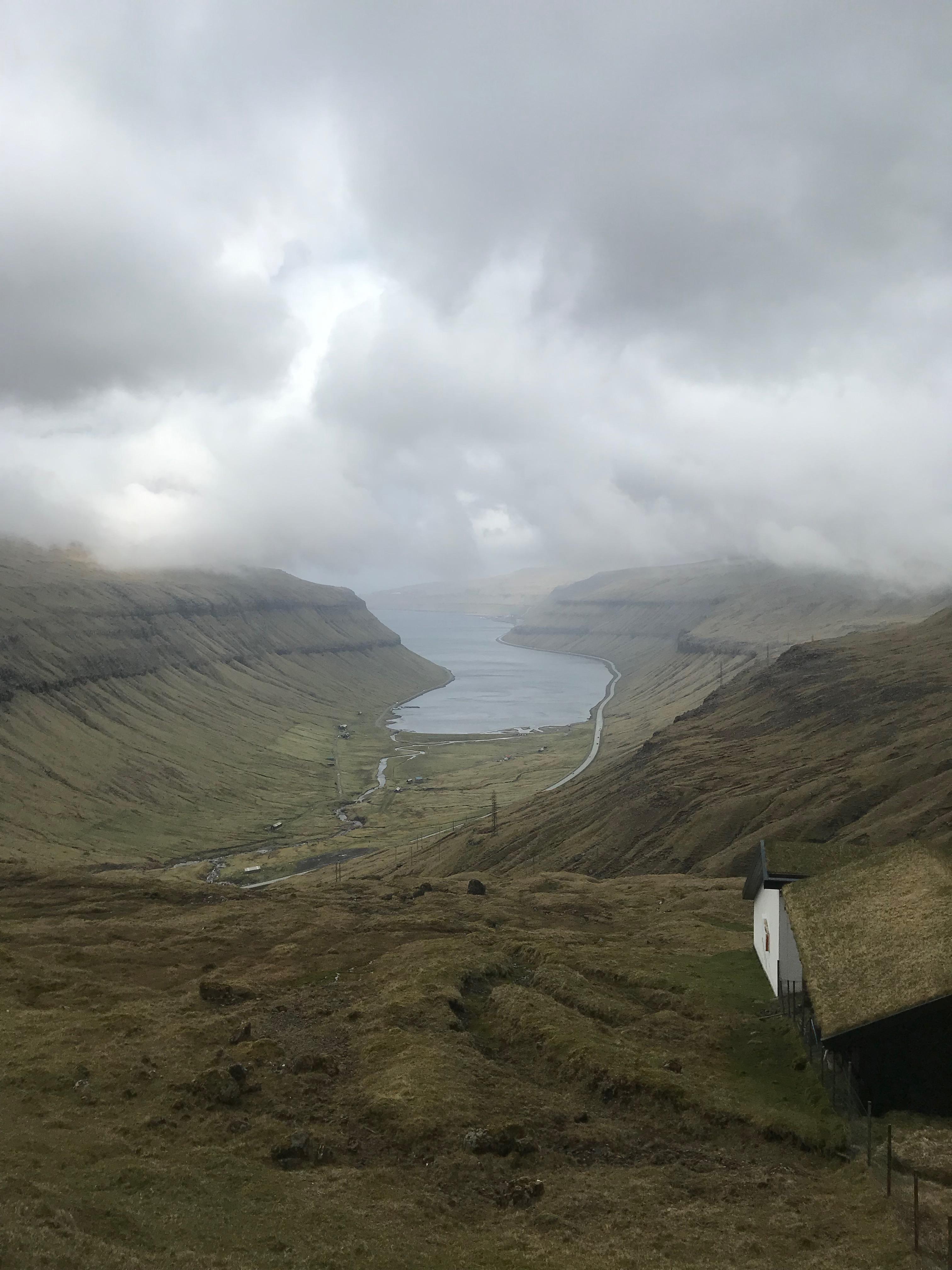 Sur l'île de Streymoy, la plus vaste de l'archipel © PG TM