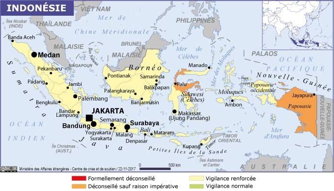 Elections en Indonésie : la vigilance de mise la semaine du 20 mai 2019