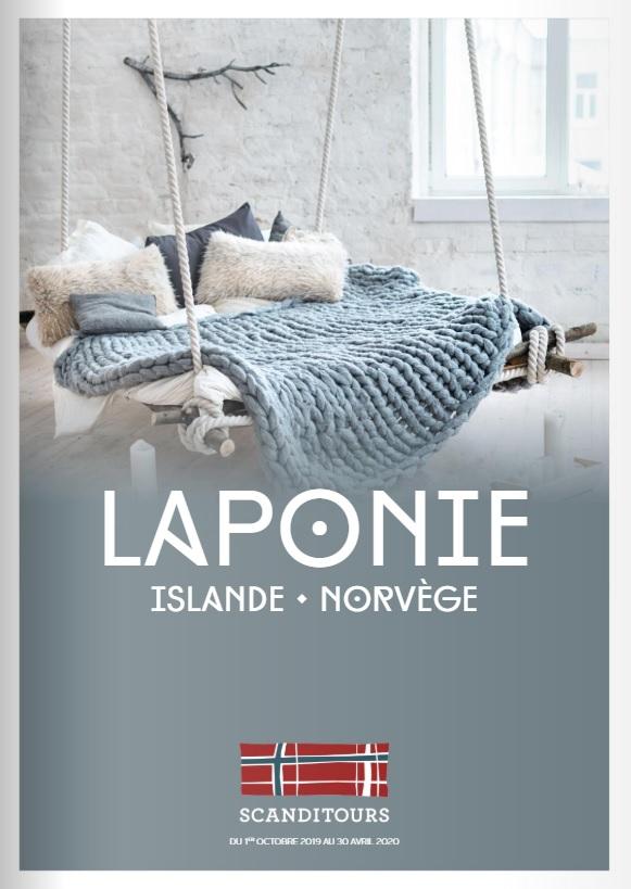 """Scanditours : sortie des brochures """"Laponie"""" et """"Croisières Nordiques"""""""