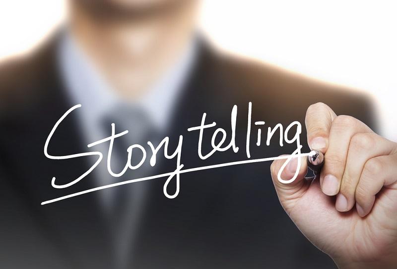 Outil marketing, le storytelling est l'art de raconter des histoires. Appliqué aux RH, il permet d'attirer des candidats et d'impliquer les salariés. – DR depositphotos