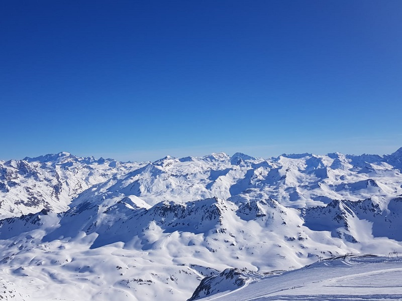 Le chiffre d'affaires des domaines skiables progresse de 4,3% au cours du 1er semestre pour s'établir à 384,7 M€ - DR : C.E.