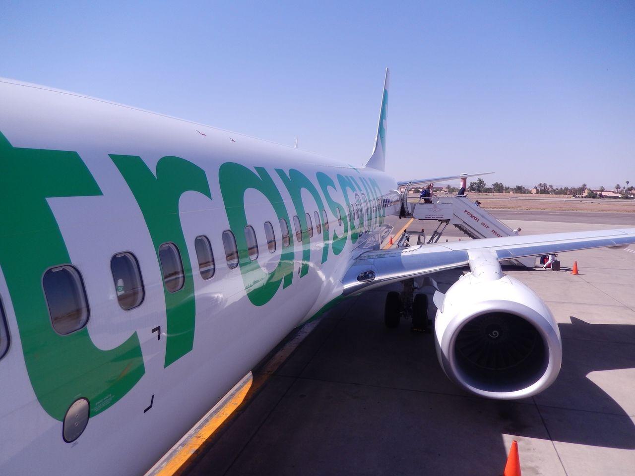 Transavia : le nombre d'avion est à ce jour plafonné à 40 appareils. - DR SNPL