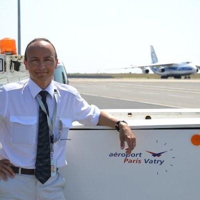 Stéphane Lafay est depuis novembre 2014 directeur général de l'Aéroport de Paris-Vatry - DR
