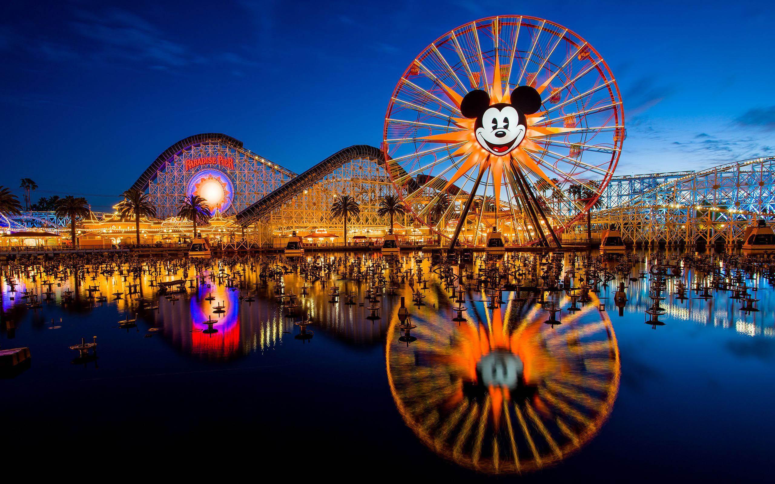 La soirée d'ouverture de l'événement se tiendra à Disneyland © Visit Anaheim