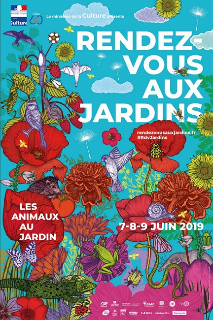 """""""Rendez-vous aux Jardins"""" : 2 400 jardins vous ouvrent leurs portes !"""
