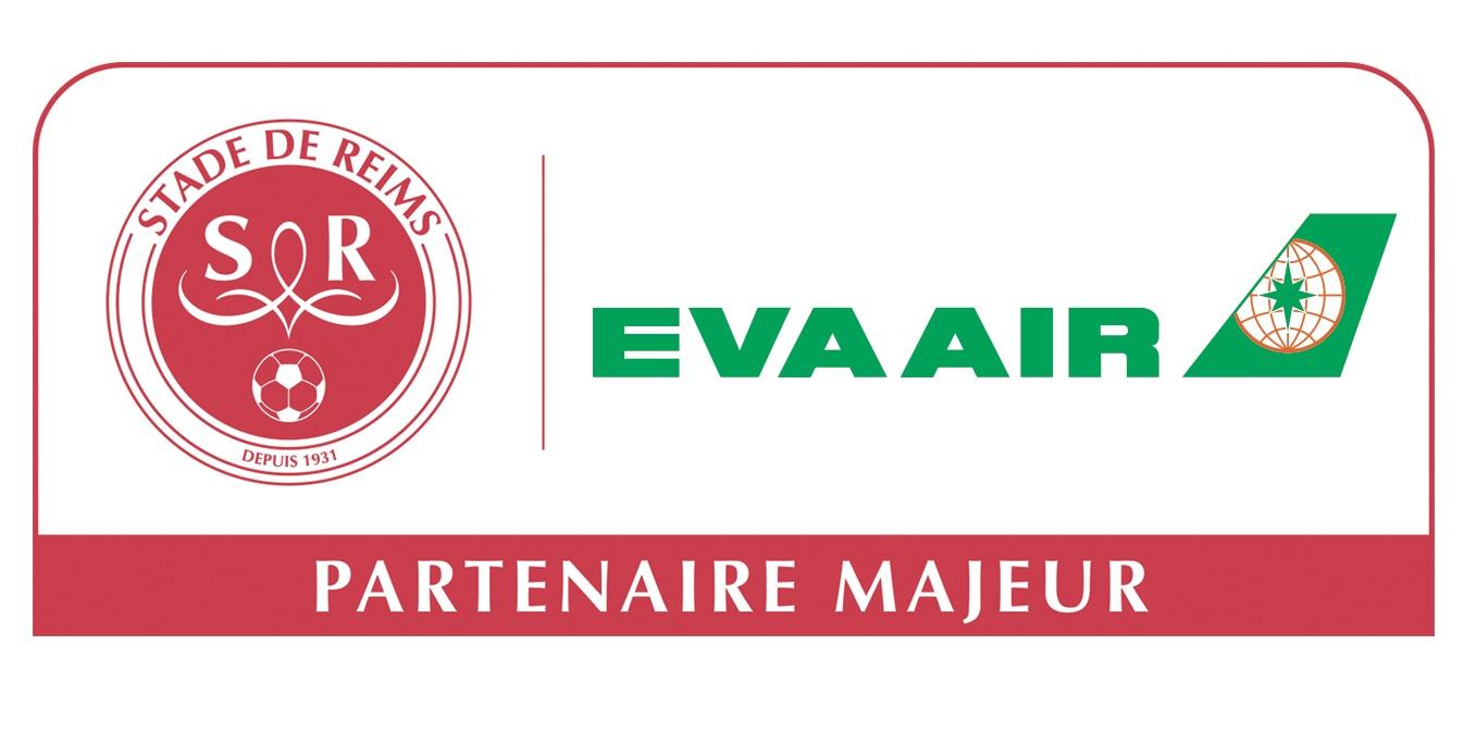 Foot Eva Air Devient Sponsor Du Stade De Reims