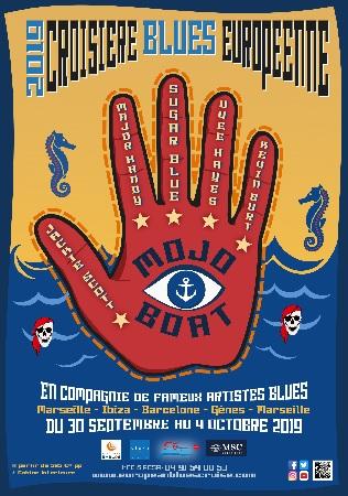 La Croisière Blues Européenne reprend la mer en septembre