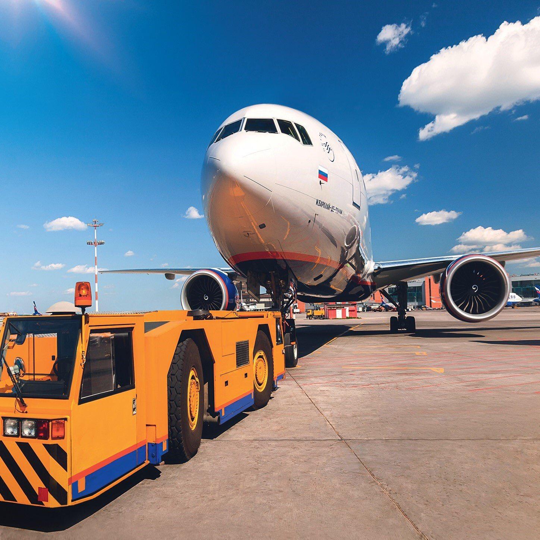 Composé à 80% de Boeing et d'Airbus, et à 20% d'appareils russes, la flotte de l'Aeroflot affiche une moyenne d'âge de 4 ans© Aeroflot Twitter