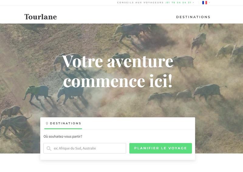 La version française de Tourlane - DR