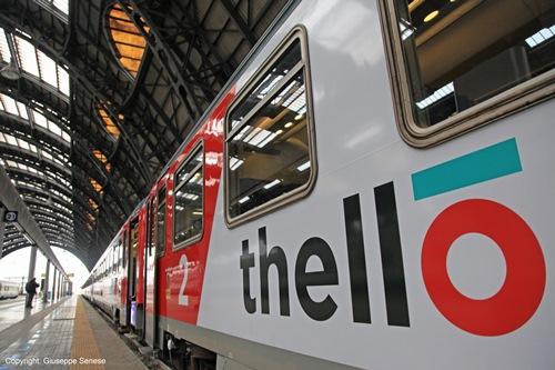 Thello a annoncé son intention de desservir la ligne Paris Gare de Lyon - Milan - DR