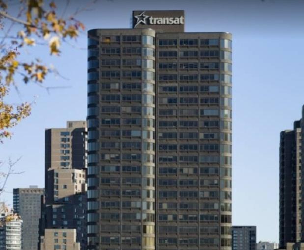 Le siège de Transat est basé à Montréal au Québec - DR