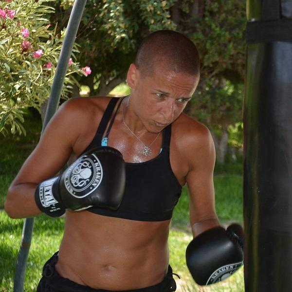 Tatiana a débuté la boxe il y a 3 ans - DR